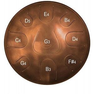 zenko hang drum equinox